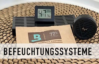 Humidor Befeuchtungssysteme Ratgeber