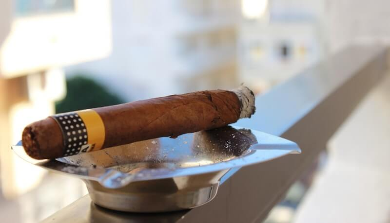 Zigarrenbohrer aus Edelstahl